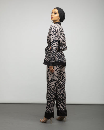 The Script - Calligraphy Pants - Verona Collection