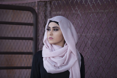 Viscose Hijab - Blush - Verona Collection