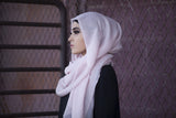 Viscose Hijab - Blush - Verona Collection  - 1