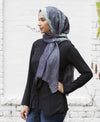 Sarah Viscose Printed Hijab - Verona Collection