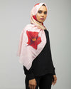 Calligraphy Hijab - Verona Collection