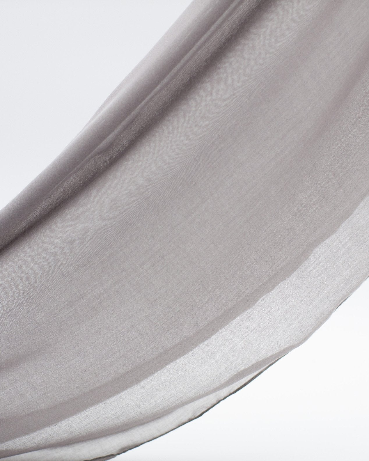 Luxury Viscose Hijab - Grey
