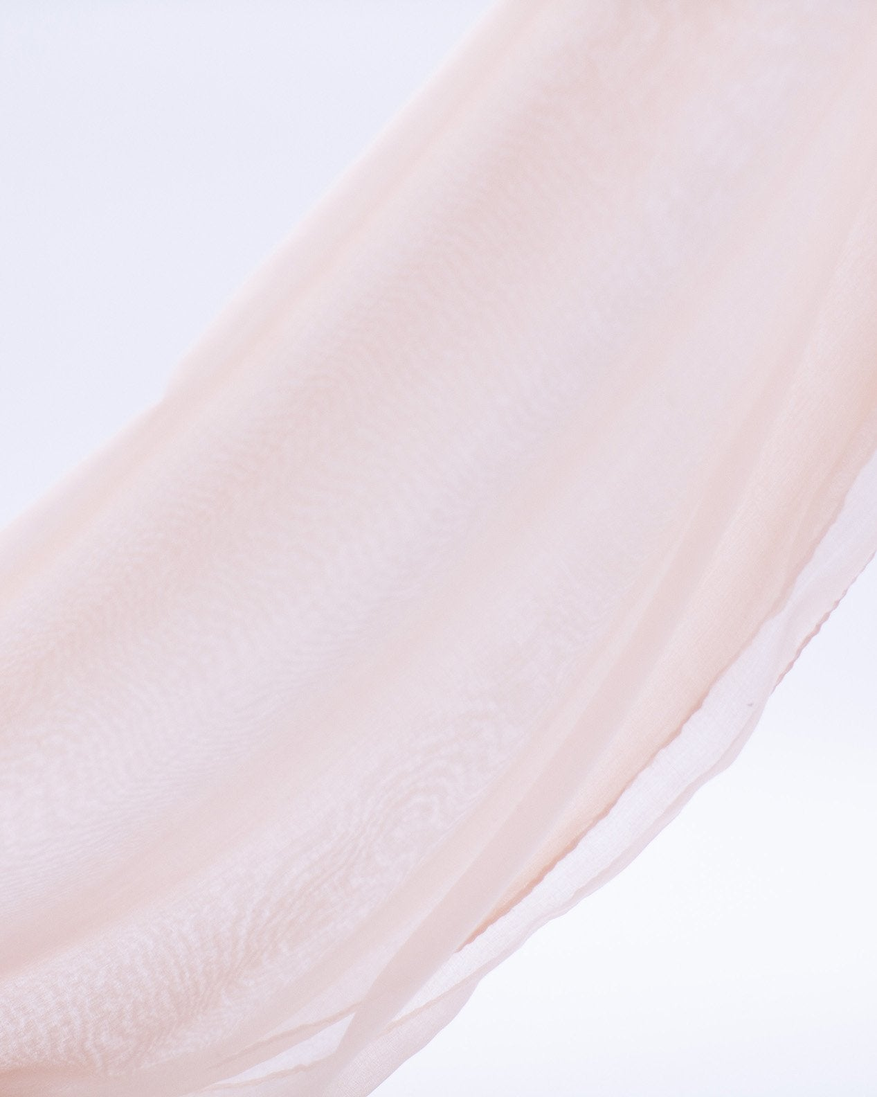 Luxury Viscose Hijab - Soft Pink