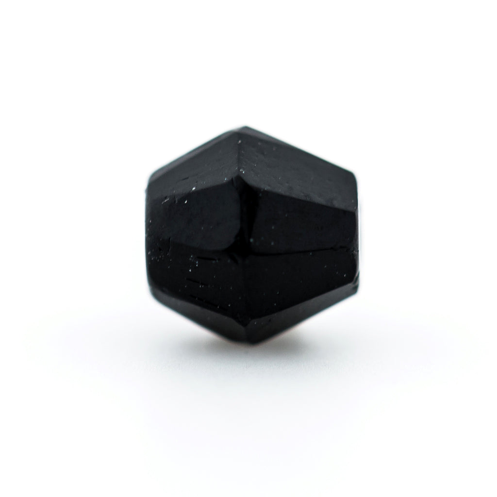 5X5MM Black Firepolish Beads (600 pieces)