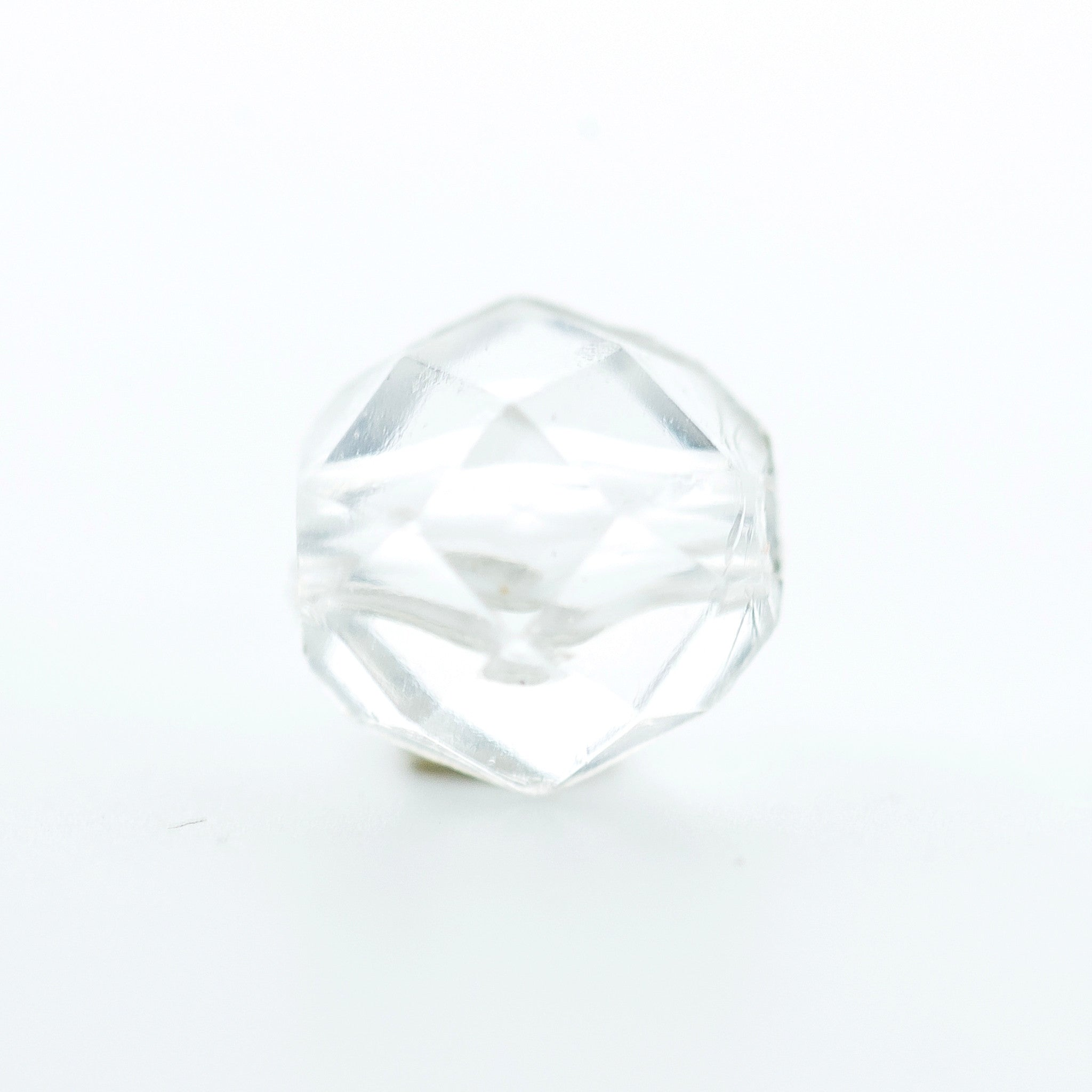6MM Crystal Faceted Round Bead (400 pieces)