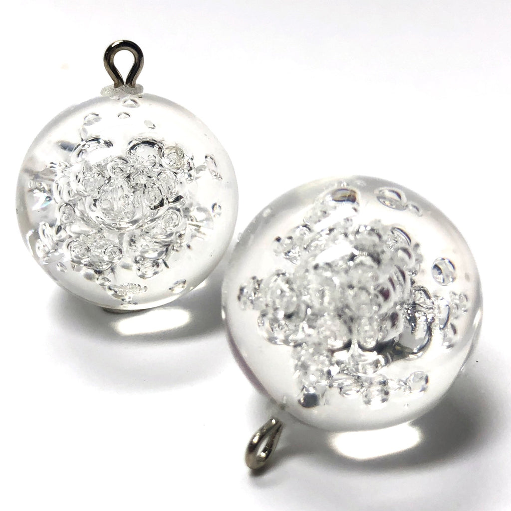 "20MM Crystal ""Bubble"" Drop (12 pieces)"