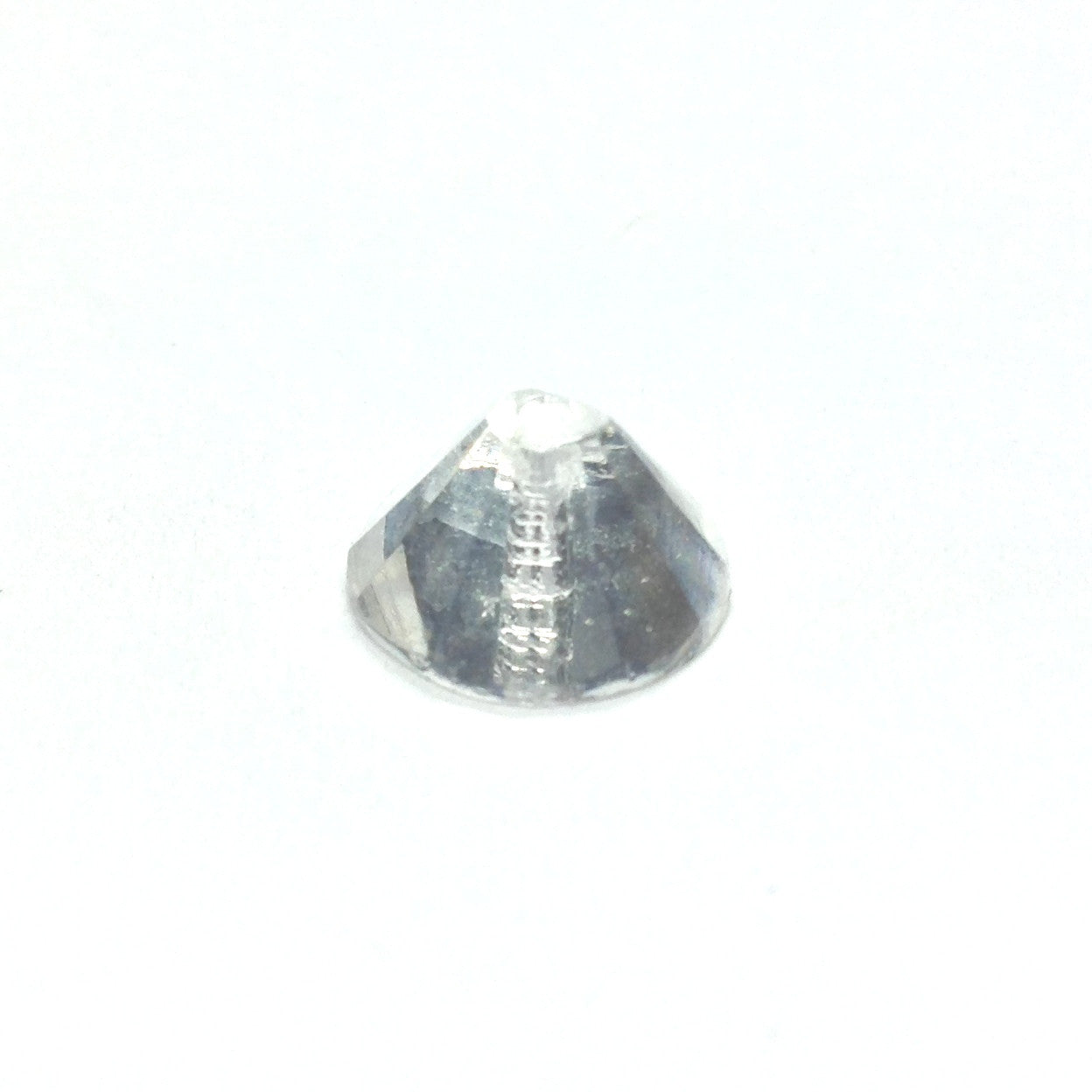 10MM Crystal Faceted Pyramid Bead (72 pieces)
