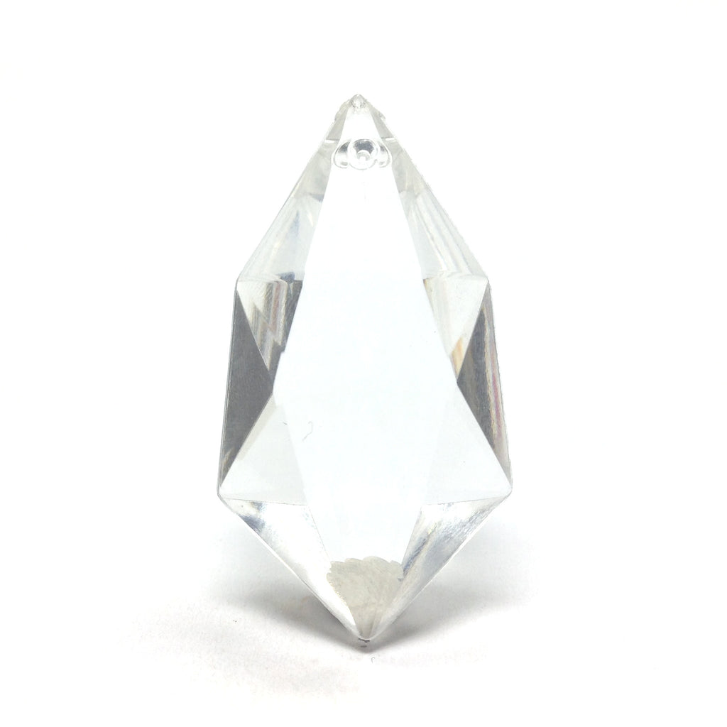 38X20MM Crystal Faceted Drop (24 pieces)