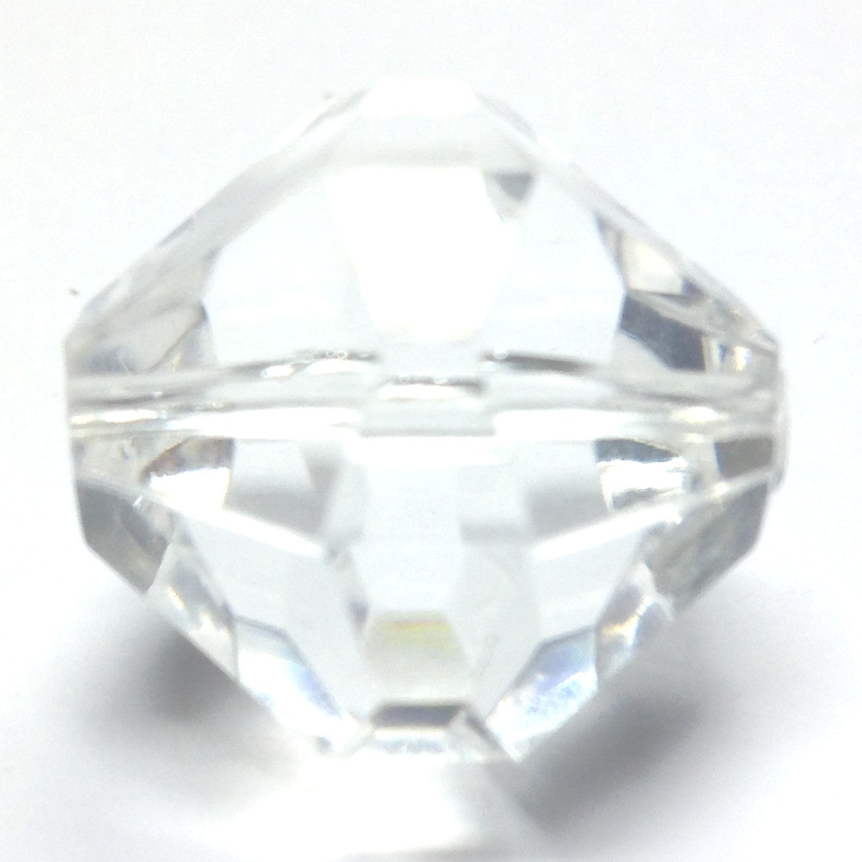 15MM Crystal Faceted Bead (36 pieces)
