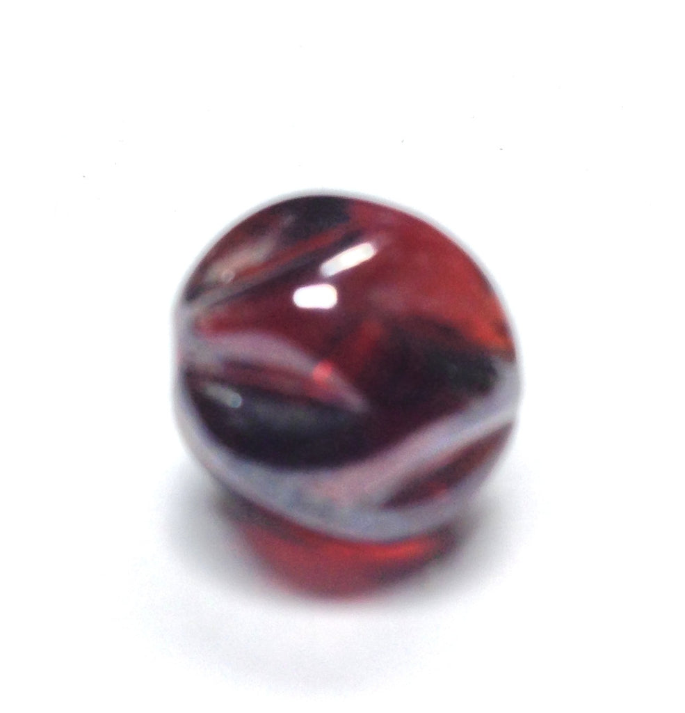 12MM Topaz Luster Nugget Bead (36 pieces)