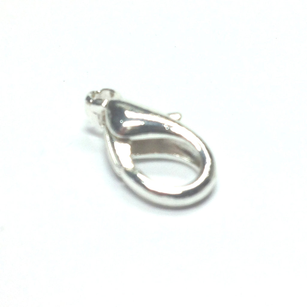 12MM Silver Lobster Claw Clasp (144 pieces)