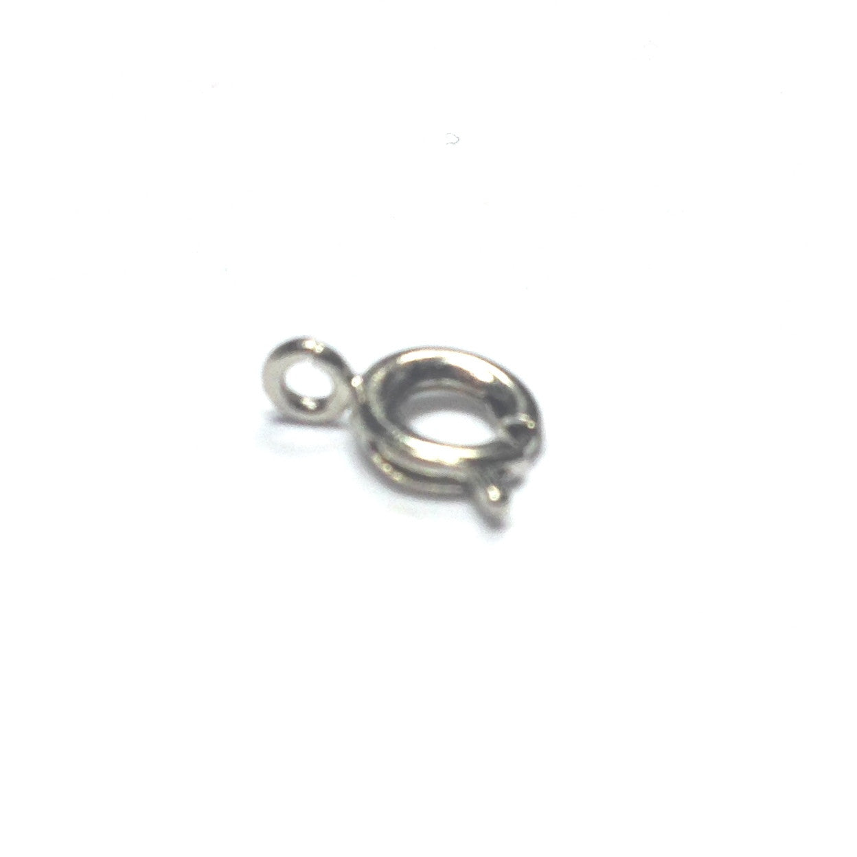12MM Spring Ring Nickel (144 pieces)