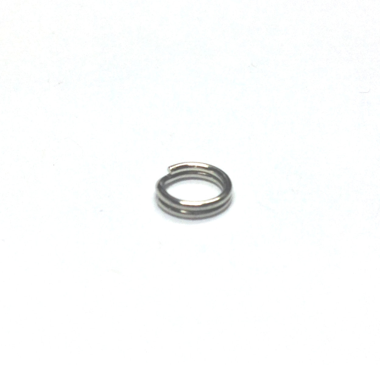 12MM Split Ring Nickel (144 pieces)