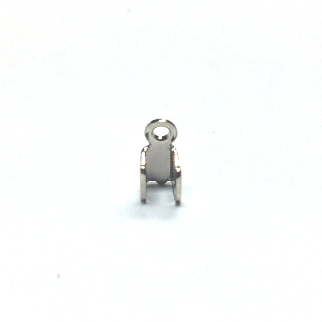 4X5MM Connector With Loop Nickel (144 pieces)