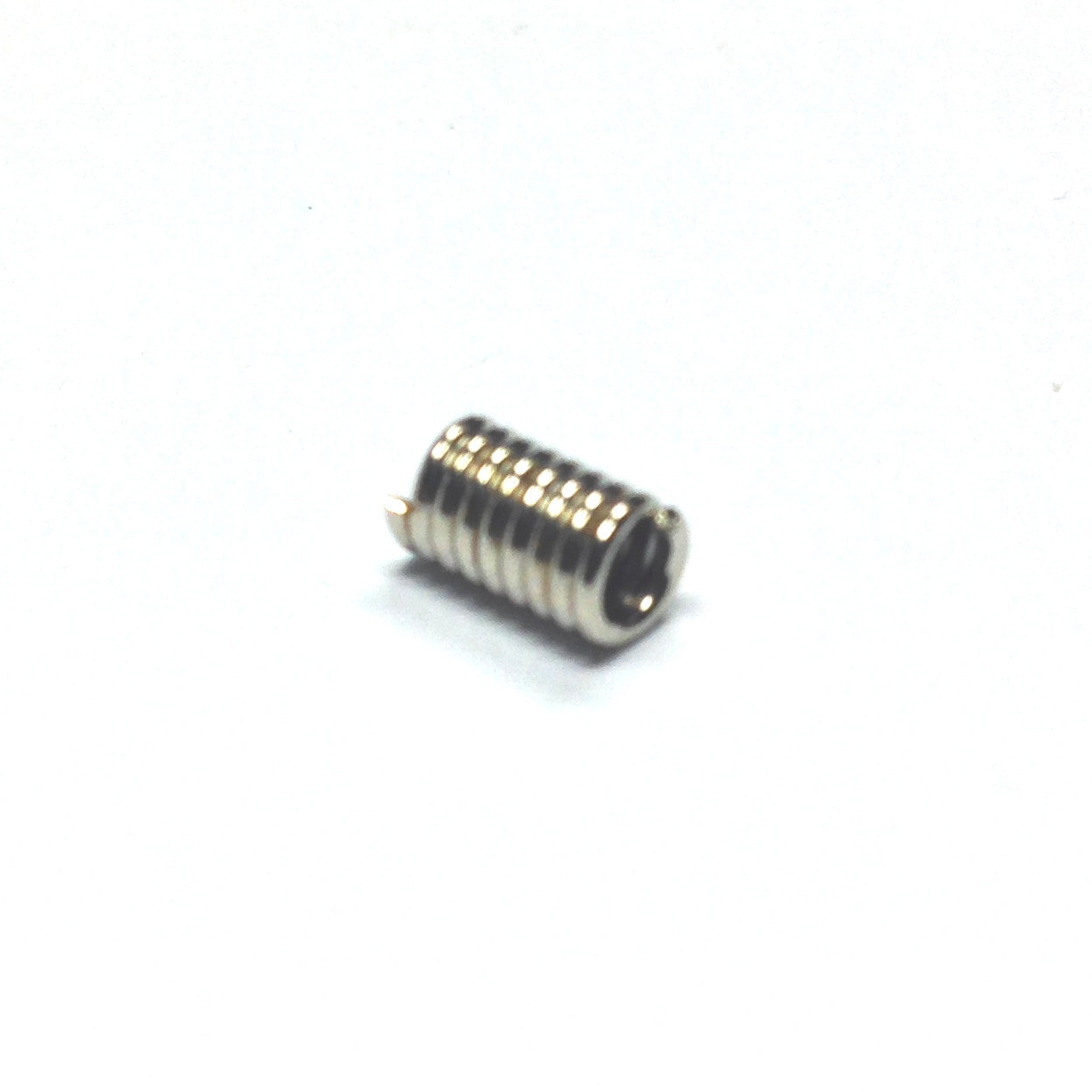 6X4MM Nickel Spring With 2MM Opening (144 pieces)