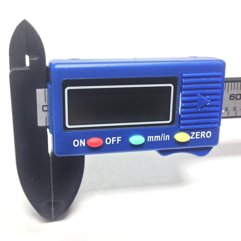 "4"" Digital MM & Inch Gauge (1 piece)"