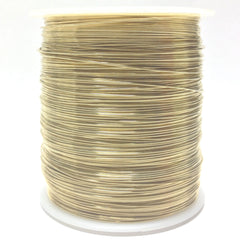 #30 Brass Copper (G) Wire 1 Oz Spool (1 piece)