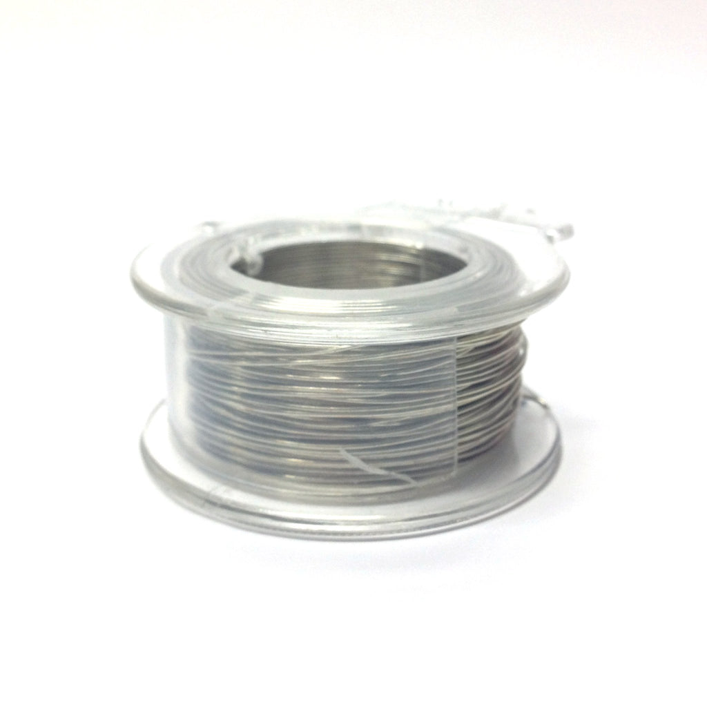 #24 Titanium (Color) Wire ~ 20 Yd Spool (1 pieces)