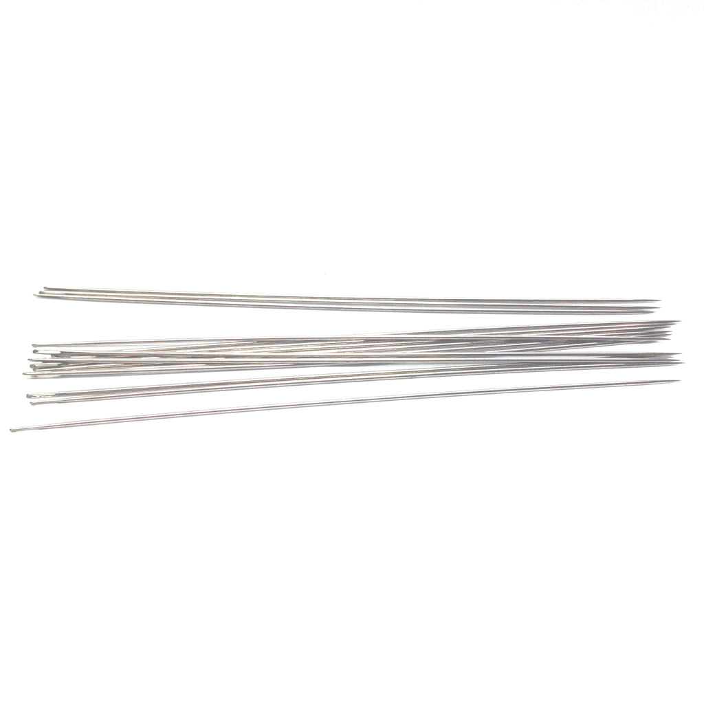 "4"" German Prl Stringing Needle 100X.50MM (25 Pc.Pk)"