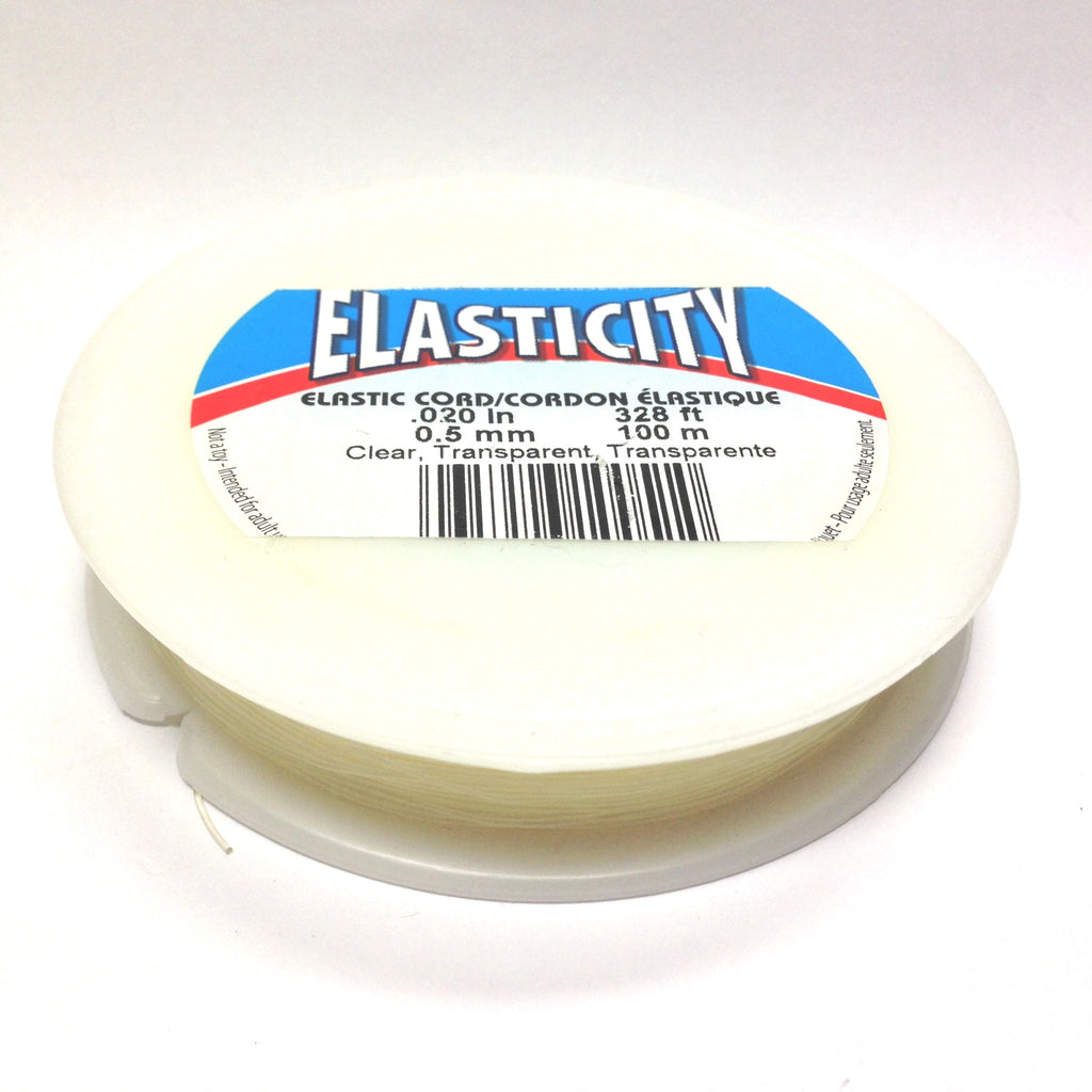 .5MM Clear Stretch Elastic 100 Mt Spl