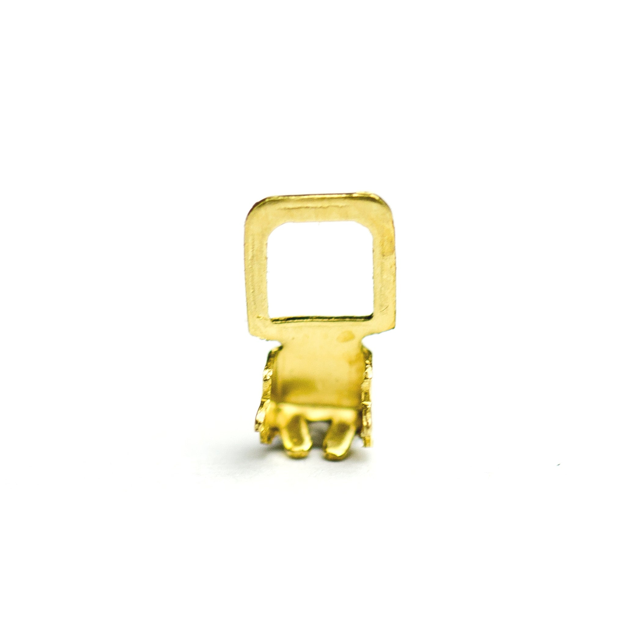 Pp18 Crimp Foldover Gold (36 pieces)