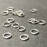 .925 Sterling 5MM Jumpring .028 (36Pc/Pk)