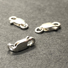 .925 Sterling 10MM Lobster With Ring (6Pc/Pk)