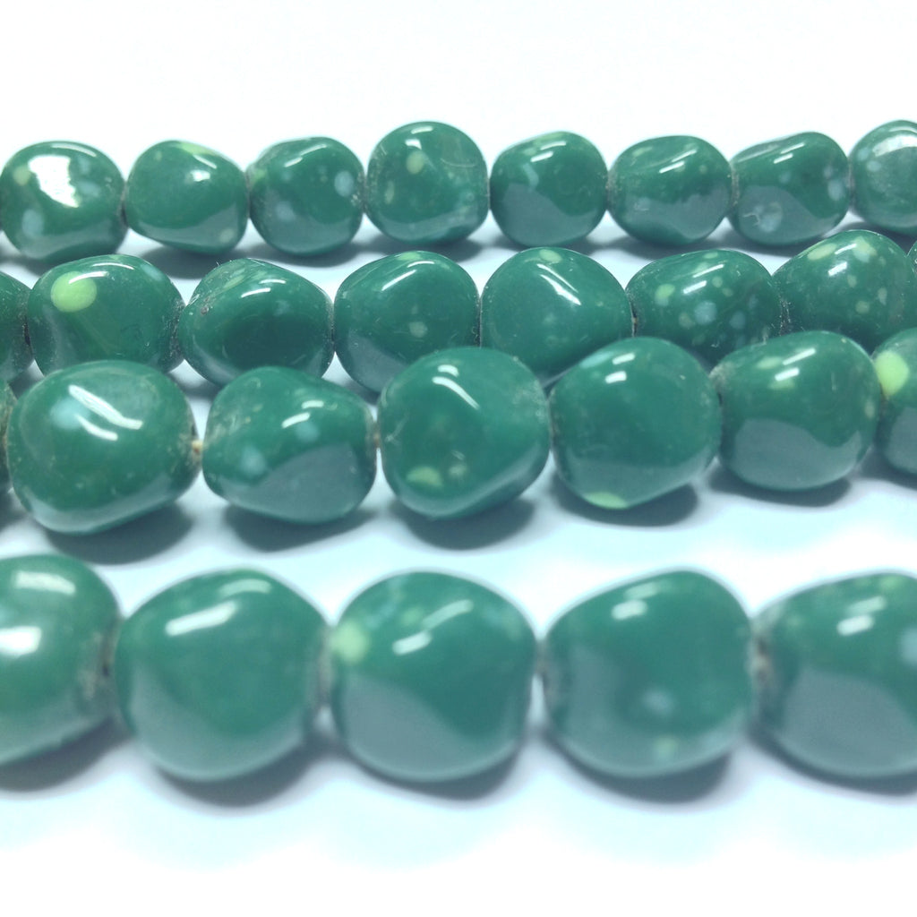 10MM Baroque Jade Bead (36 pieces)