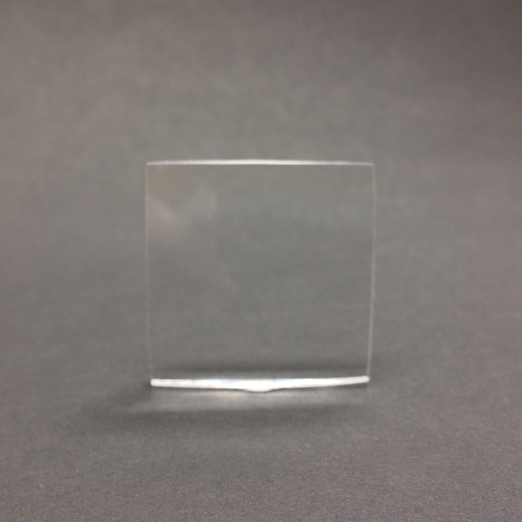 30MM Square Crystal Plexi Magnifying Lens (4 pieces)