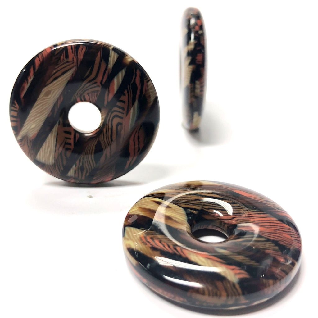 "30MM ""Parquet"" Ring (6 pieces)"