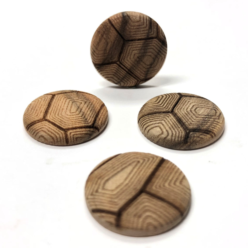"18MM ""Legno Shell"" Wood Cab (12 pieces)"