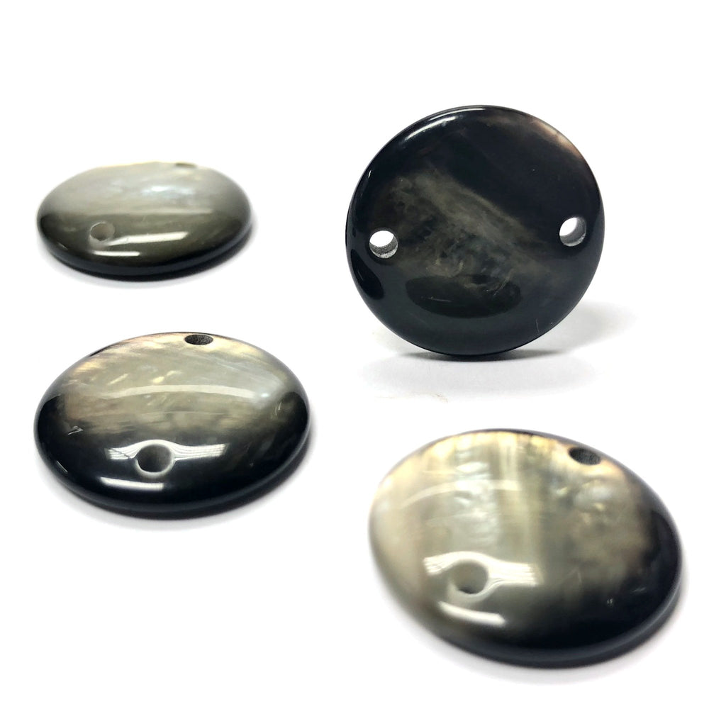 "13MM ""Tahiti"" 2-Hole Disc (12 pieces)"