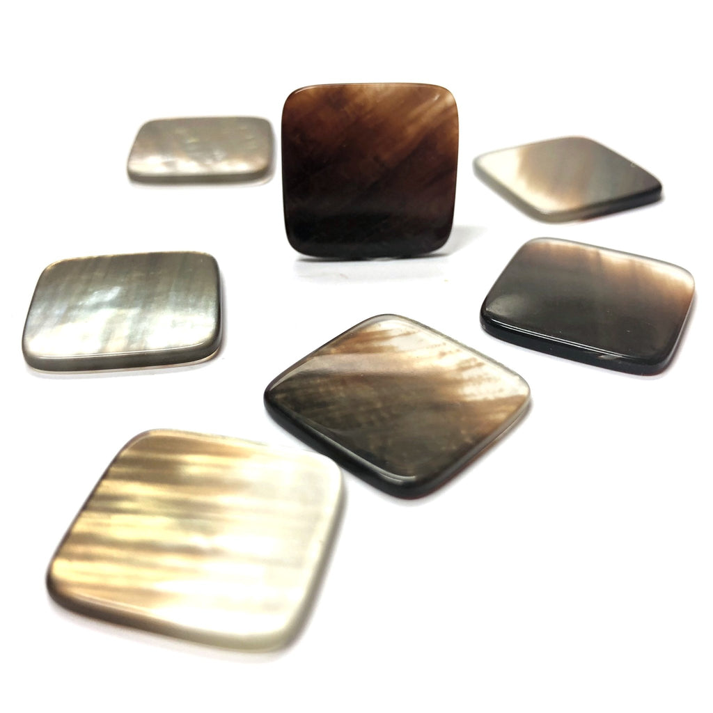 "17MM ""Tahiti"" Square Cab (12 pieces)"