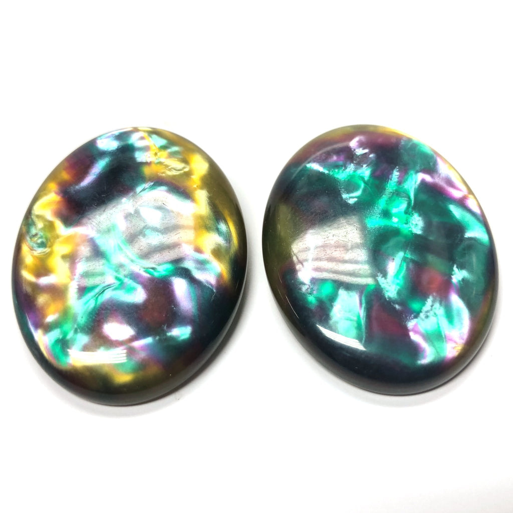 "40X30MM ""Persian"" Oval Cab (2 pieces)"