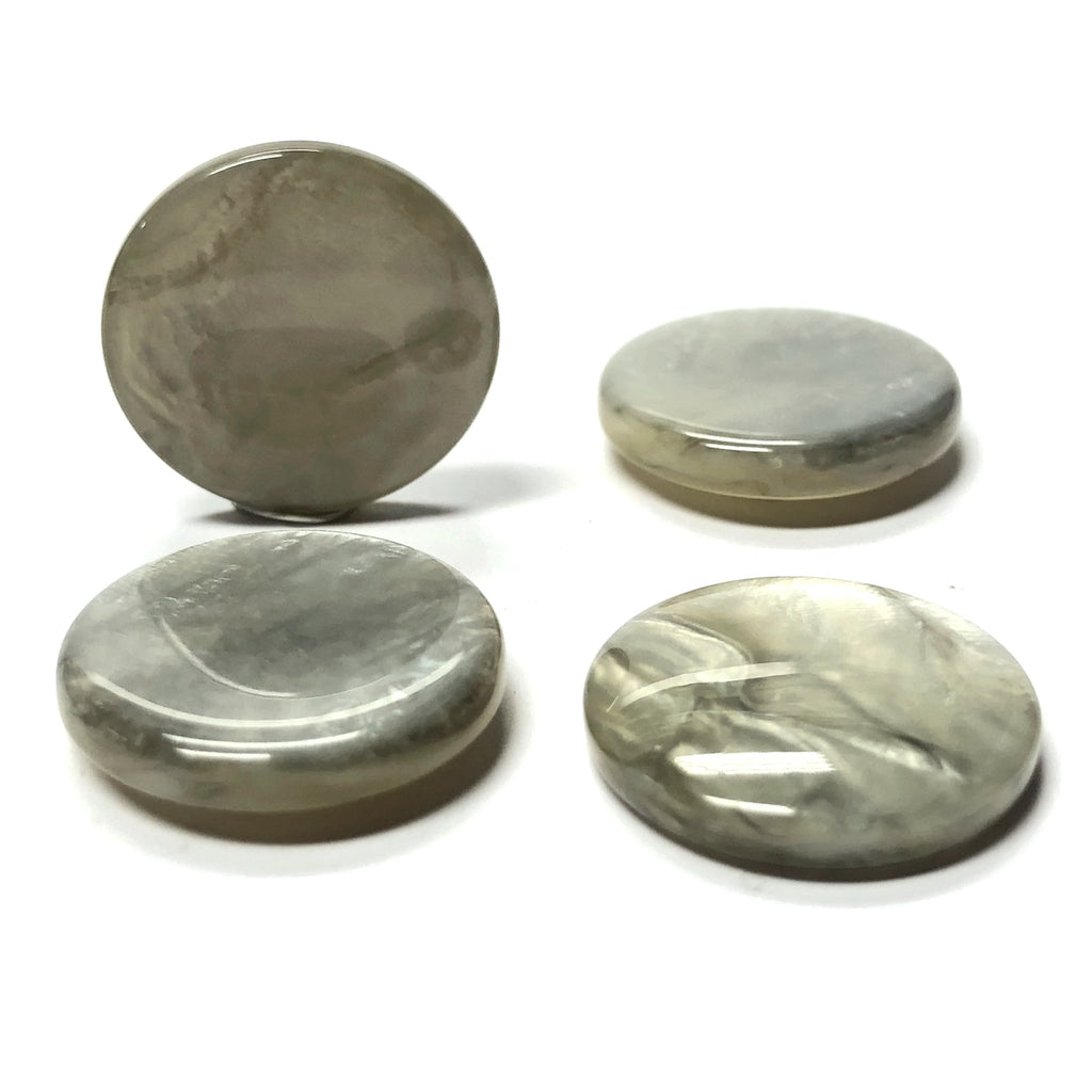 "25MM ""Scilla"" Grey Round Cab (12 pieces)"
