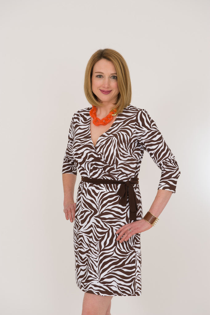 Wrap Dress - ali and edi - 4