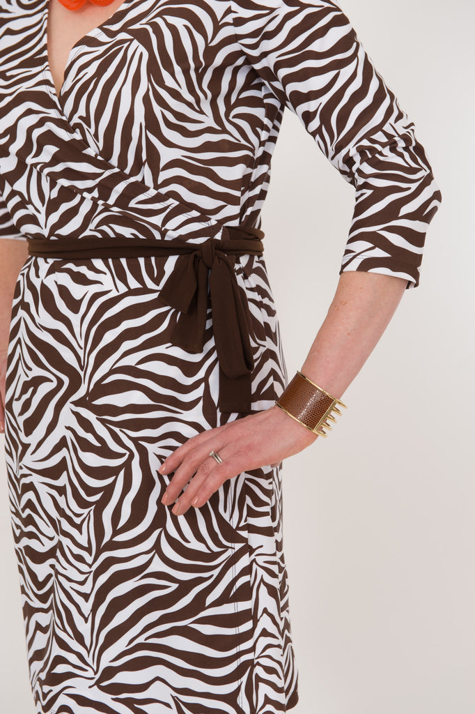 Wrap Dress - ali and edi - 6