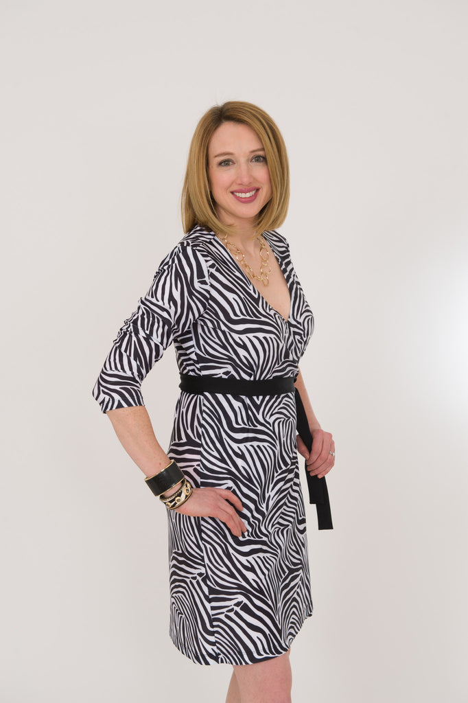 Wrap Dress - ali and edi - 7