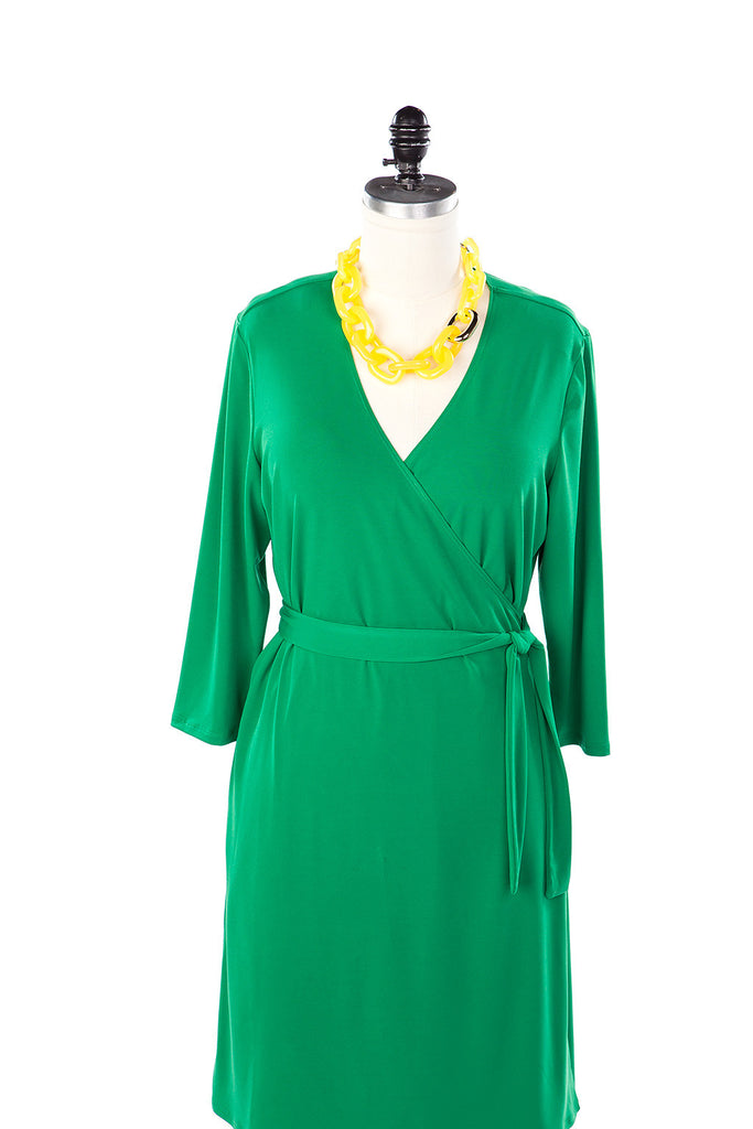 Wrap Dress - ali and edi - 3