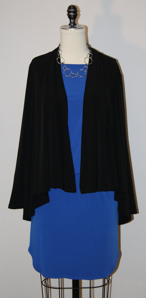 Drape Front Jacket - ali and edi - 7