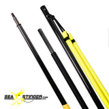 Three Piece Travel-6 Foot Pole Spear