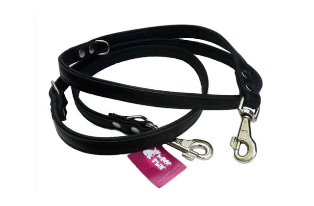 Double ended dog lead - Colours