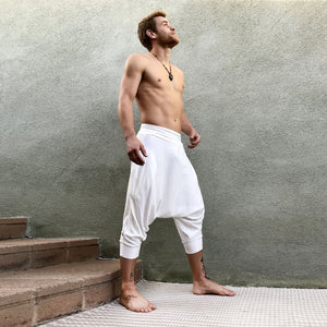 Kundalini White Clothing