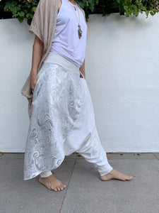 5 ways to wear harem pants