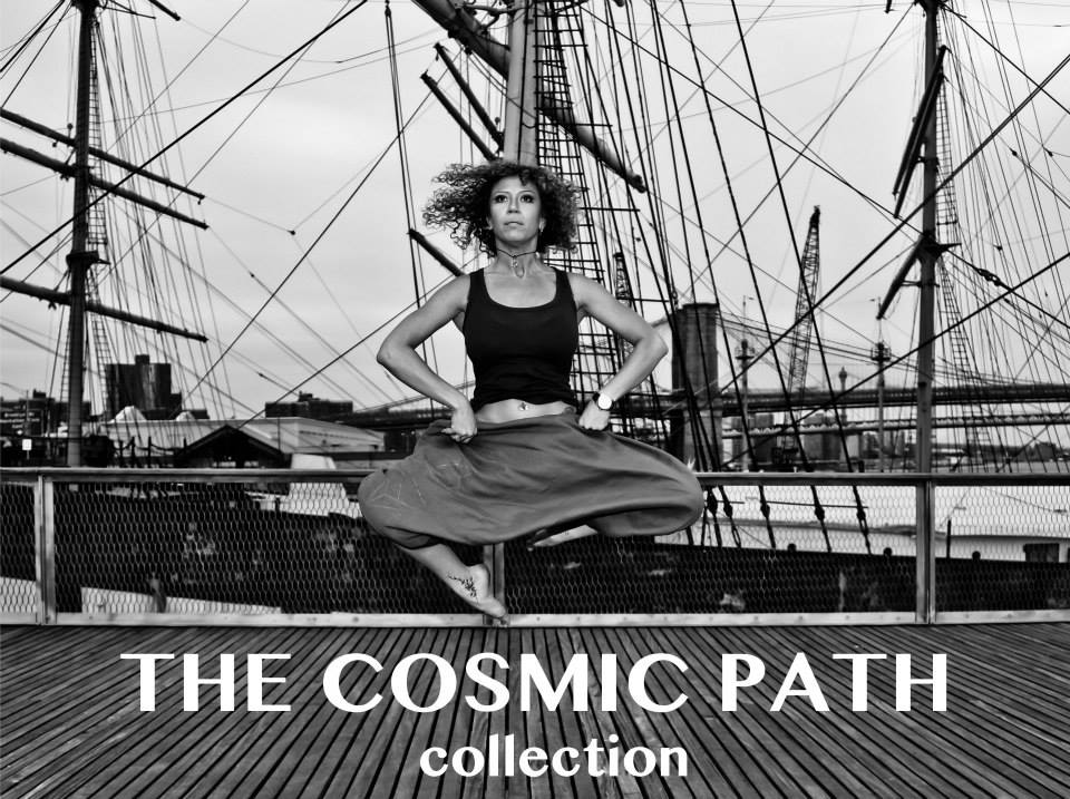 Original glorka's print: Cosmic Path Collection
