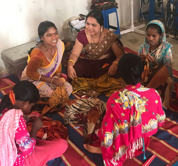 Empowering Women in India. India Diaries 2019