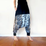 glorka 5rhythms harem pants