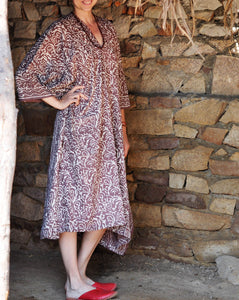 Glorka Caftan Dress