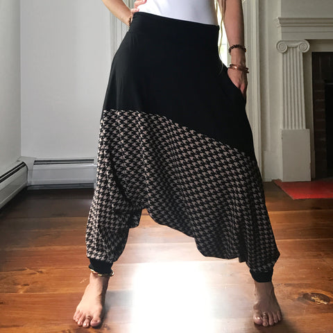 Brown City Tribe | Unisex Harem Pants
