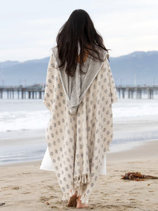 Melody | Hooded Poncho | Her